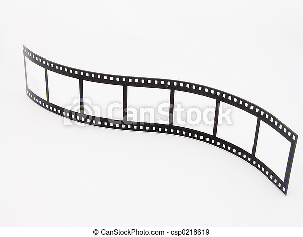 Film Strip - csp0218619