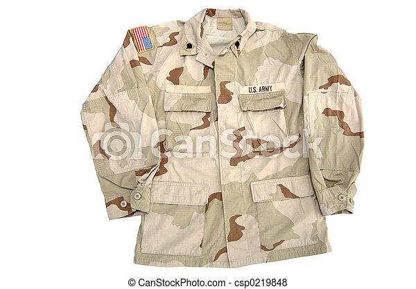 Military - Army Shirt - csp0219848