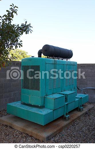 Generator - csp0220257