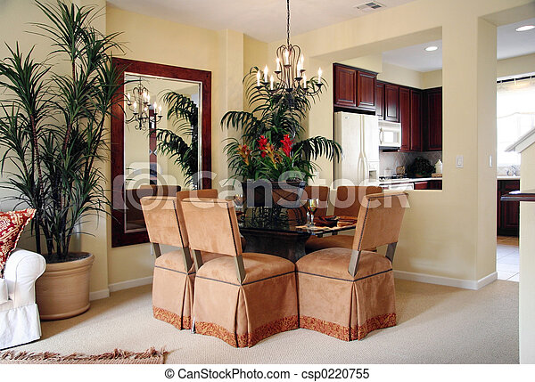 Dining room - csp0220755