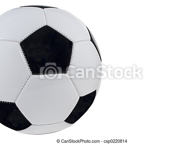Cropped Soccer Ball - csp0220814