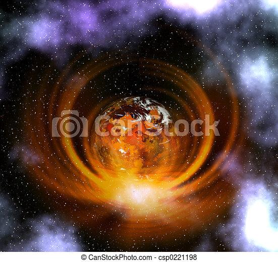 Weird planet - csp0221198