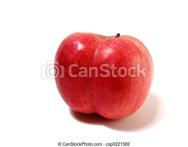 Apple butt cheeks - csp0221582