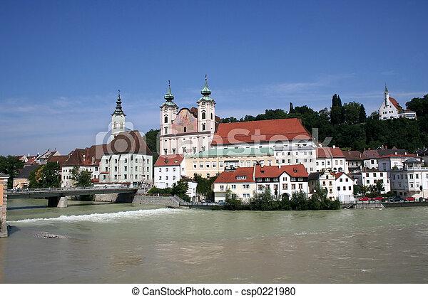 Steyr - Austria - csp0221980