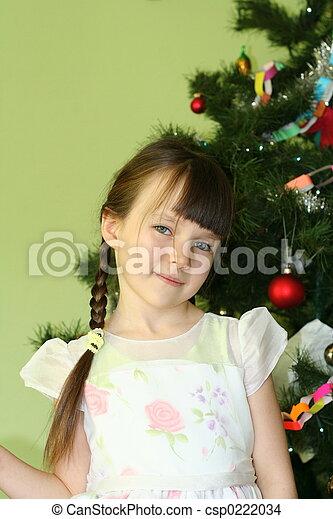 Girl - csp0222034