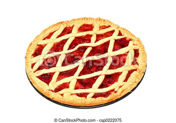 Homemade Pie - csp0222075