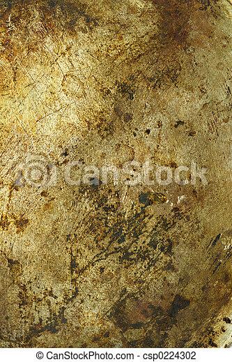 Rusty metal texture - csp0224302