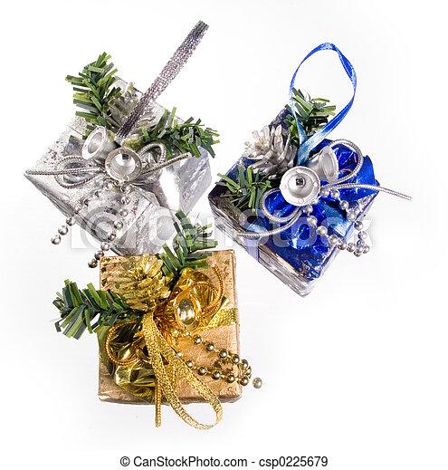Xmas Gifts - csp0225679