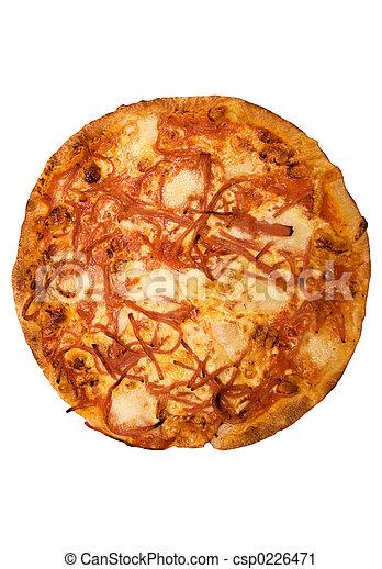 Pizza w/ Ham - csp0226471