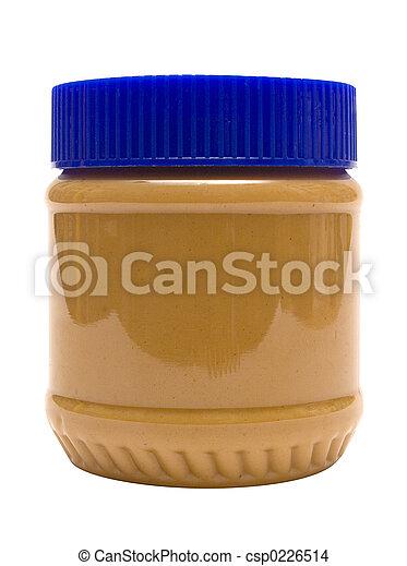 Peanut Butter - csp0226514