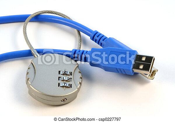 セキュリティー, オンラインで - csp0227797