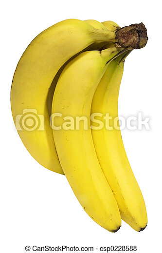 Bunch of Bananas - csp0228588