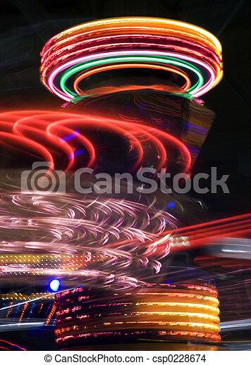 Amusement park 6 - csp0228674