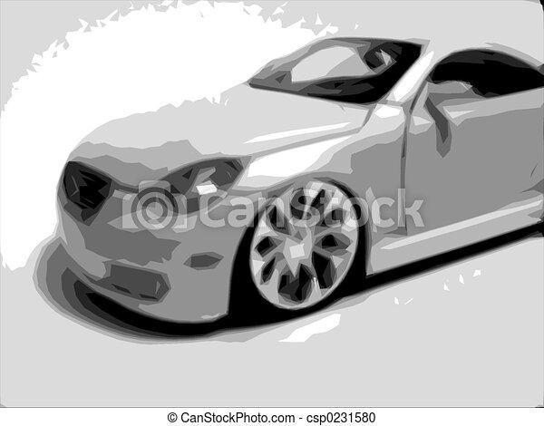 Lexus Model Cubism - csp0231580