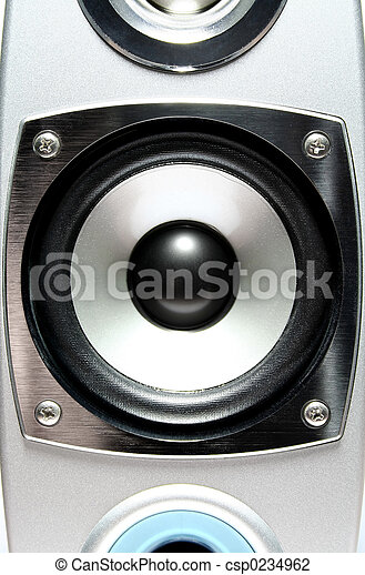 Powerful Speaker - csp0234962
