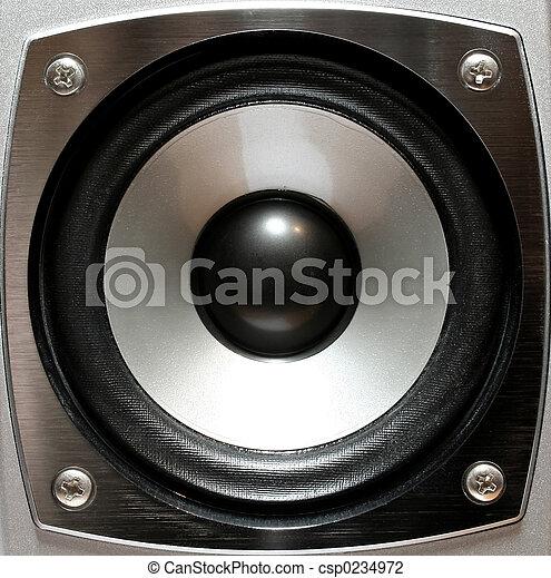 Powerful Speaker - csp0234972