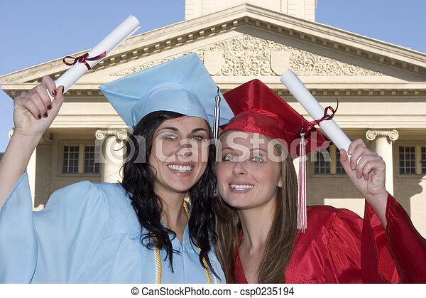 Graduation - csp0235194