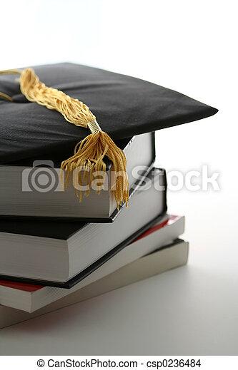 Graduation cap - csp0236484