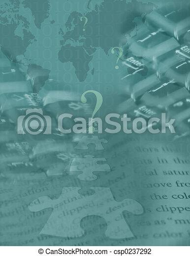 Internet Confusion - csp0237292
