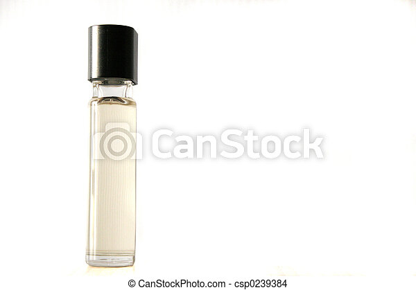 cologne bottle - csp0239384