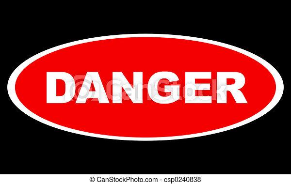 image logo danger