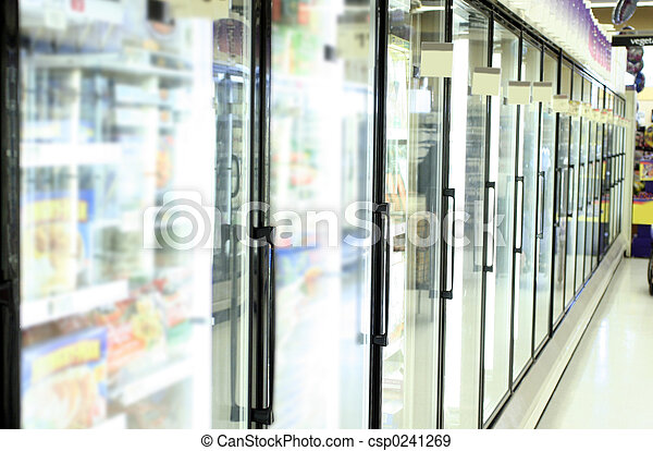 grocery store - csp0241269