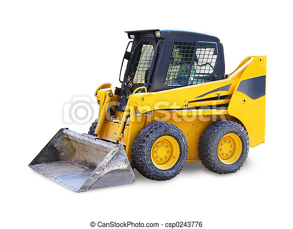 Mini excavator-grab - csp0243776