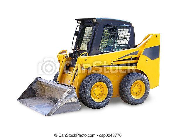 Mini excavator-grab - csp0243776