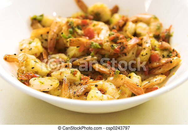 Spicy Shrimps - csp0243797