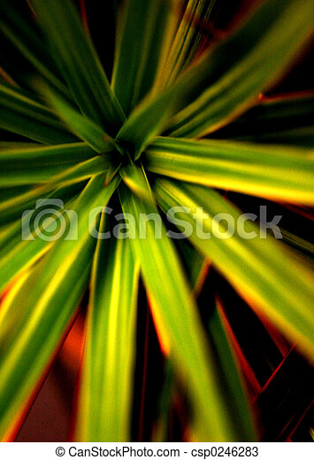 Abstract Vegetation - csp0246283