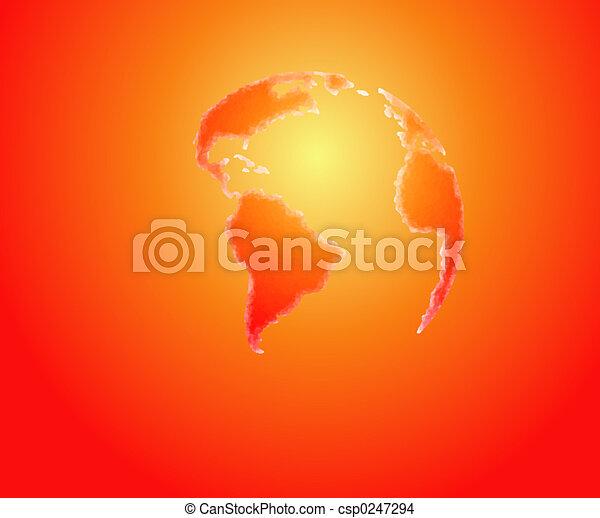 Global Heat - csp0247294