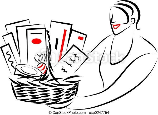 gift basket - csp0247754