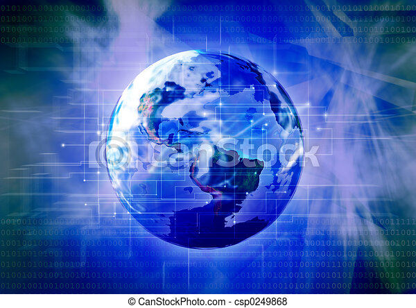 Technology planet 3 - csp0249868