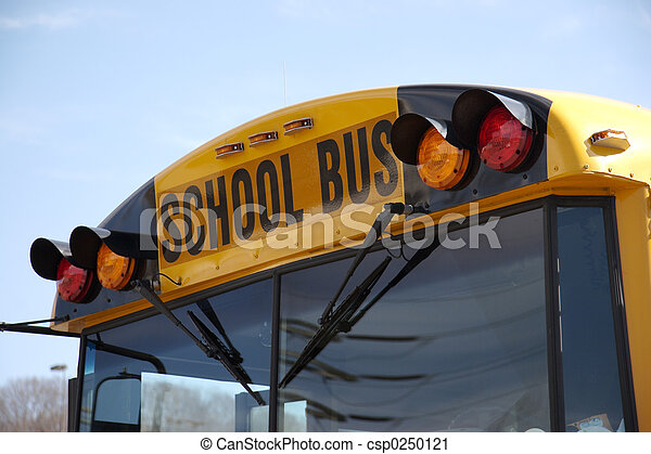 School Bus - csp0250121