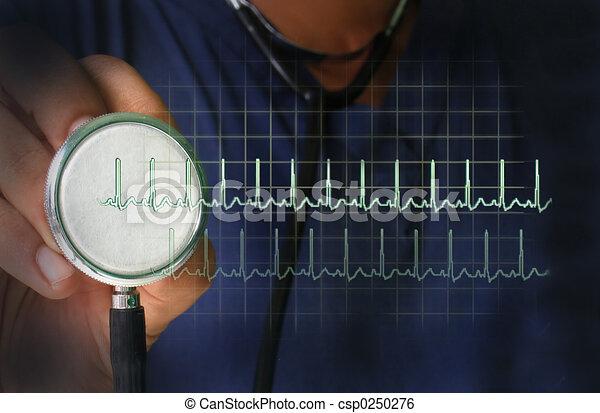Healthcare - Pulse - csp0250276