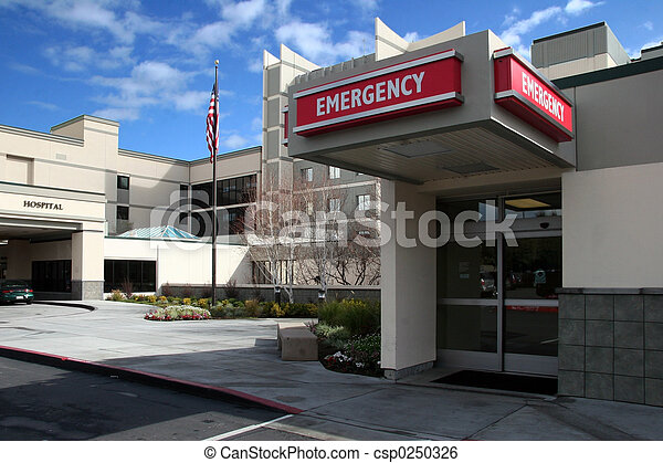 Hospital - csp0250326
