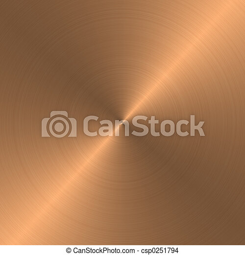 Copper Disc - csp0251794