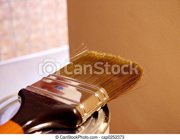 Paintbrush - csp0252373