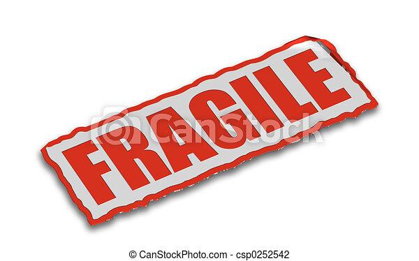 Fragile - csp0252542