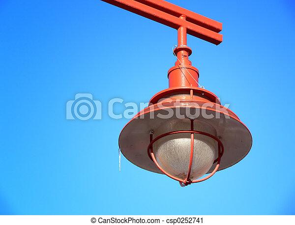Exterior Light Fixture - csp0252741