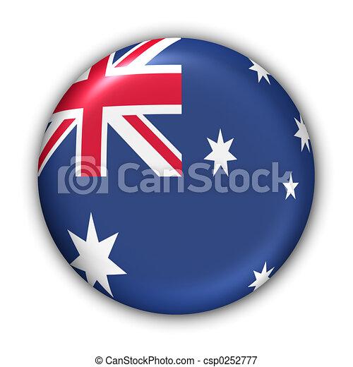 Australia Flag - csp0252777