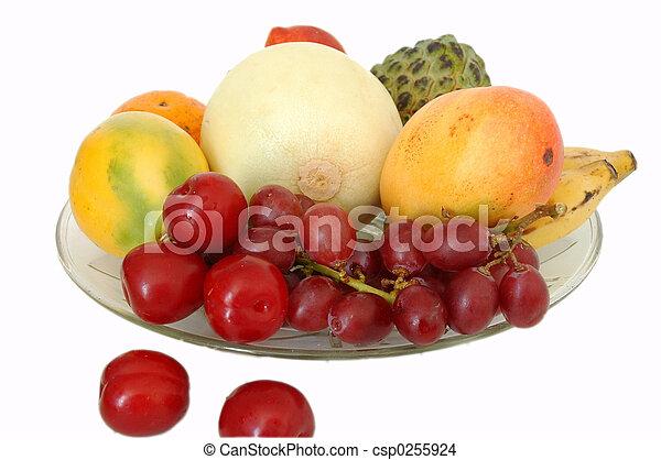 Fruit - csp0255924