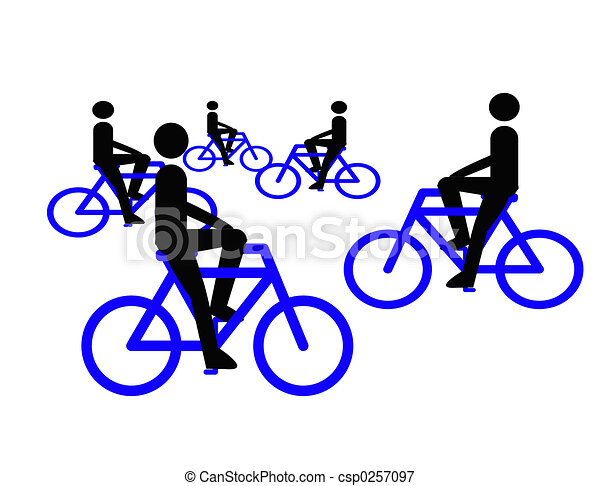 Bicycles - csp0257097