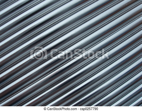 Metallic lines
