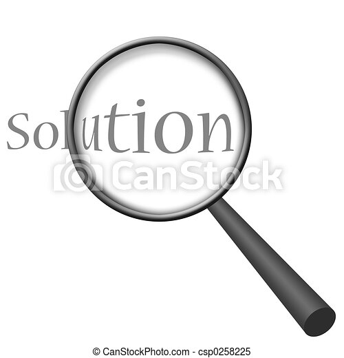 Finding Solution - csp0258225