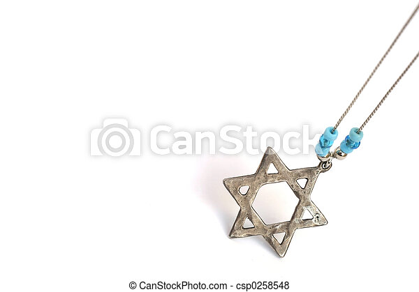 Star of David - csp0258548