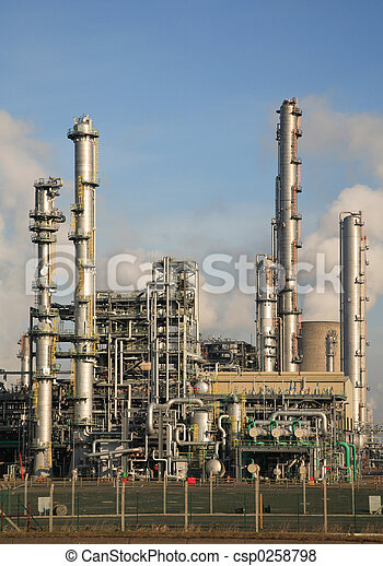 Chemical Facility - csp0258798