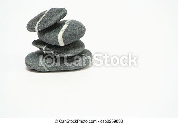 Pebble Stack - csp0259833