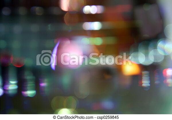 light zoom - csp0259845