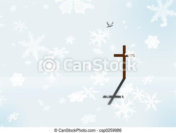 Faith-Dove of Peace2 - csp0259986